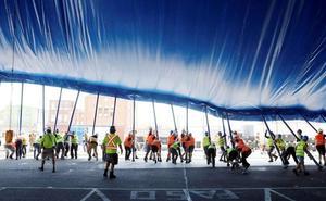 El Circo del Sol no vuelve a Bilbao «por falta de espacio» para su mayor espectáculo