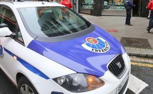 Detienen en Bilbao a un hombre de 71 años que agredió a su mujer por llegar a casa pronto