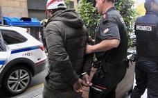 Cuatro detenidos, uno en Llodio, en una operación contra la inmigración ilegal