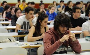 ¿Serías capaz de resolver el examen de matemáticas de Selectividad?