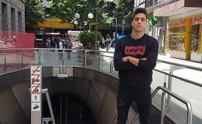 Gorka Pérez: «Me quiso el Deportivo, pero aposté por quedarme»