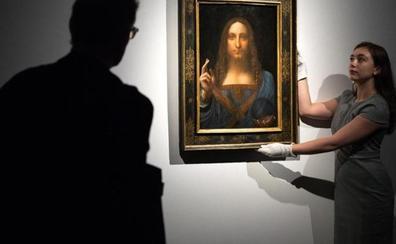 La pintura más cara del mundo estaría en el yate del príncipe heredero saudí