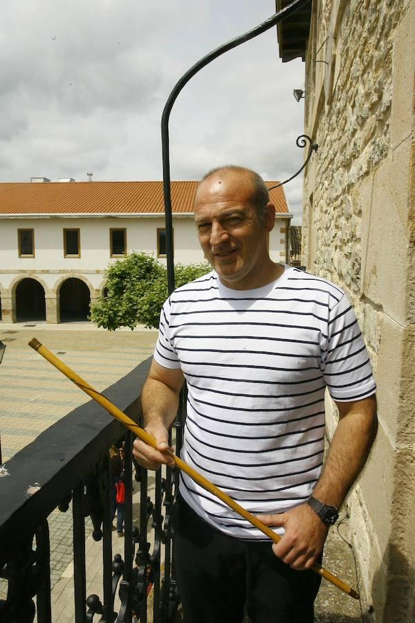 Joseba Garitagoitia, el carrocero alcalde