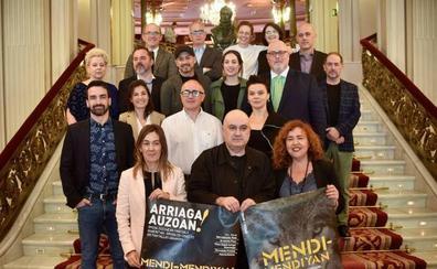 Bieito moderniza 'Mendi Mendiyan', una ópera centenaria que «merece un lugar en el repertorio europeo»