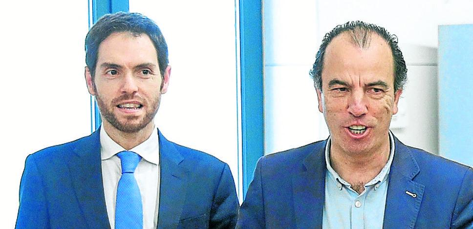 UPN ratifica a los socialistas que votará en contra de Sánchez si Chivite preside Navarra