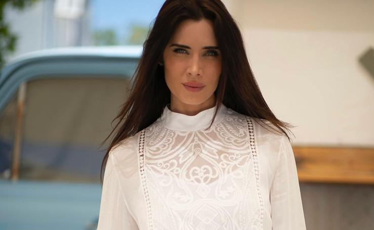 Los vestidos de Alicia Rueda con los que se casaría Pilar Rubio
