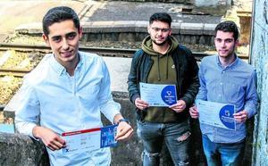 Tres alaveses, premiados por un sistema para evitar arrollamientos en el ferrocarril