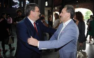 Aburto y Gil arrancan las negociaciones para pactar un Gobierno de coalición