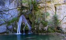 Paseo hasta la cascada de Belabartze