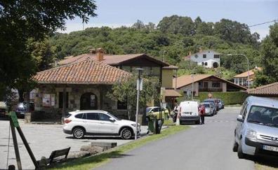 Nuevo intento de robo en la zona chalets de Lemoiz donde hubo varios asaltos con inquilinos en su interior