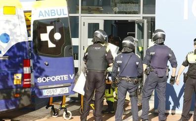 «Si no se van todos los policías, la lío»