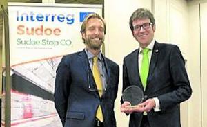 La estación de autobuses de Vitoria se lleva el premio a la eficiencia energética de la UE