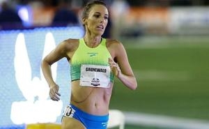 El cáncer le gana la batalla a Gabe Grunewald, la atleta que luchó por la vida diez años en las pistas