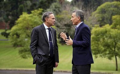 Macri ficha a un peronista como candidato a vicepresidente