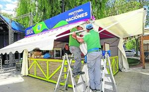 El Festival de las Naciones abre hoy sus puertas