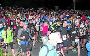 La XII edición de Los Montes de Vitoria reunirá el sábado a 1.113 corredores