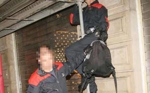 Crecen los robos un 47% en el primer trimestre del año en Bizkaia