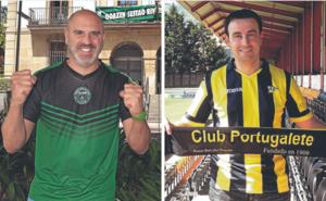 En Portugalete y Sestao, todos a una por un sueño