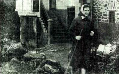 Cuando el franquismo nombró una alcaldesa en Bizkaia