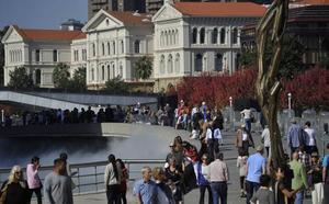 Bilbo-Bizkaiak turismoa sustatzeko kanpaina aurkeztuko du Paris eta Rotterdamen