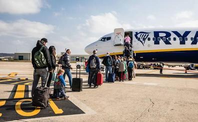 Foronda supera los 66.000 pasajeros