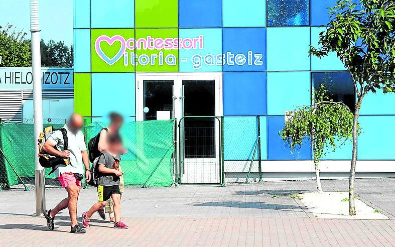 La Junta de Castilla expulsa a la maestra de baja que impulsó Montessori Vitoria