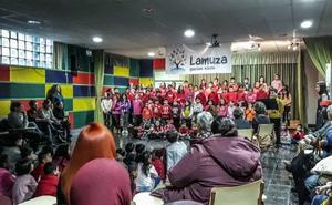 El centro Lamuza de Llodio pone el colofón a sus 50 años