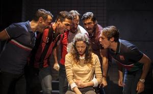 Emilio Gutiérrez Caba, Carlos Hipólito y Asier Etxeandia, en la nueva temporada del Teatro Barakaldo