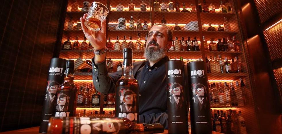 Agot, la versión vasca del delicado whisky de malta