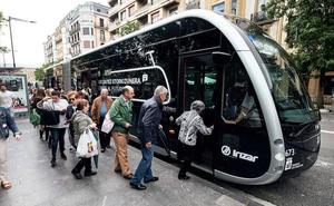 El 'bus exprés' retrasa a los días 20 y 21 su presentación en Vitoria