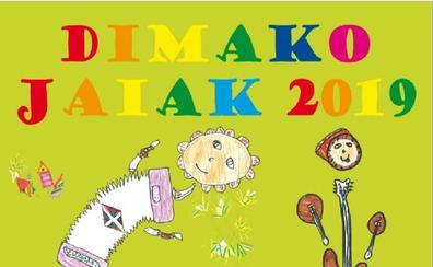 Dimako Jaiak 2019: programa de fiestas de Dima