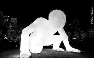 Un caleidoscopio y un ballet en llamas, en la Noche Blanca que se celebra este fin de semana