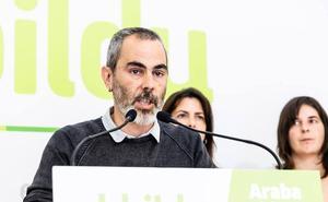 Bildu reclama Zigoitia al PNV y llama «paracaidista» al concejal del PSE