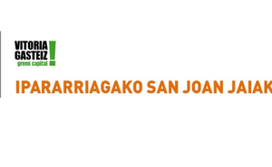Programa de fiestas de Ipar-Arriaga 2019 en Vitoria: San Joan Jaiak