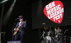 Arranca el BBK Music Legends en Sondika