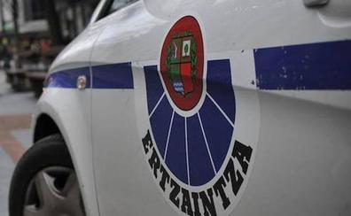 Trabajadores de una empresa de Legutio impiden huir a dos ladrones con su botín