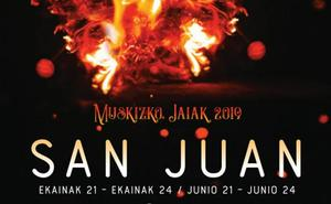 Programa de fiestas de Muskiz 2019: San Juan Jaiak