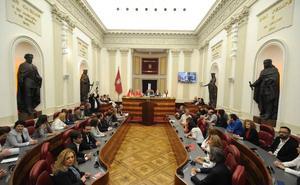 Las Juntas Generales de Álava arrancan su legislatura más femenina