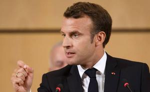 Macron avisa a Rivera que peligra su alianza si optan por hacer frente común con Vox