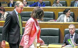 PNV y Bildu sellan su pacto para desbancar al PP en Rioja Alavesa