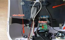 El robot de cocina del Lidl, hackeado