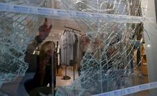 Una tienda de San Sebastián aprovecha un robo para su campaña de publicidad