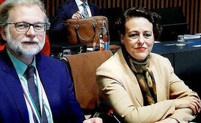La ministra Valerio garantiza el pago de las pensiones y niega una quiebra en la Seguridad Social