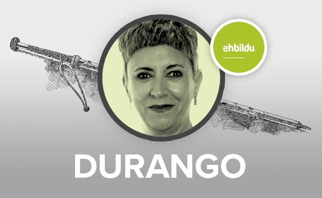 Ima Garrastatxu lidera un cambio histórico en Durango