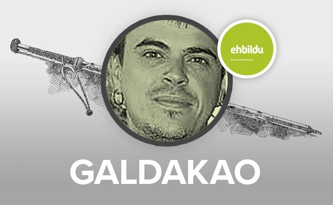 EH Bildu arrebata la Alcaldía al PNV en Galdakao