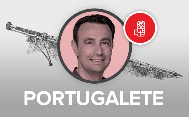 Mikel Torres mantiene el fortín socialista de Portugalete