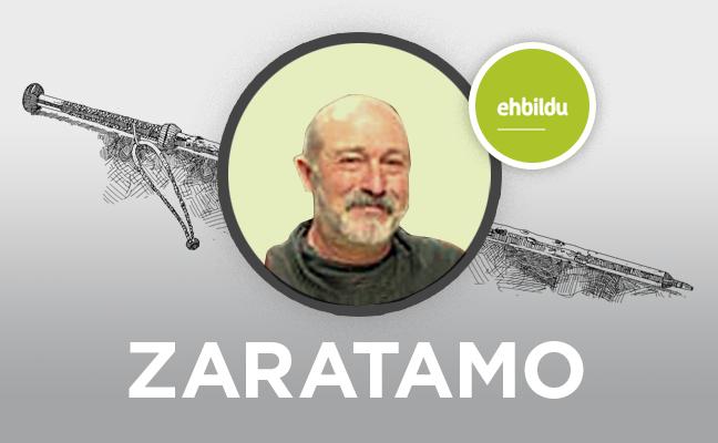 EH Bildu y los independientes se unen por sorpresa para gobernar en Zaratamo