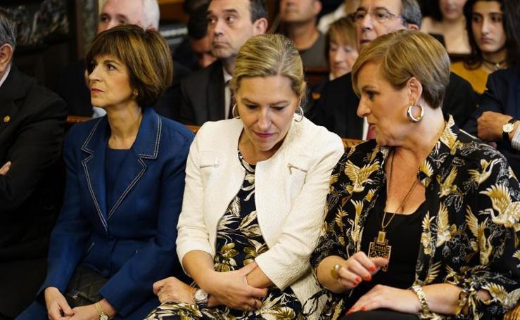 La nueva corporación de Bilbao