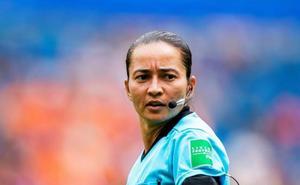 La brasileña Edina Alves Batista arbitrará el China-España