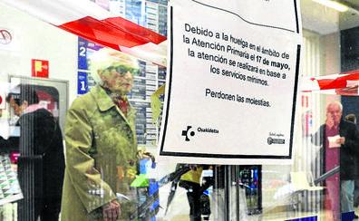 Los ambulatorios vascos volverán a padecer otra huelga el lunes